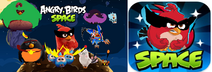 Angry birds space 10.1