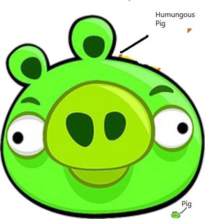 Humungous Pig