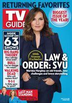 TV Guide - September 17, 2018