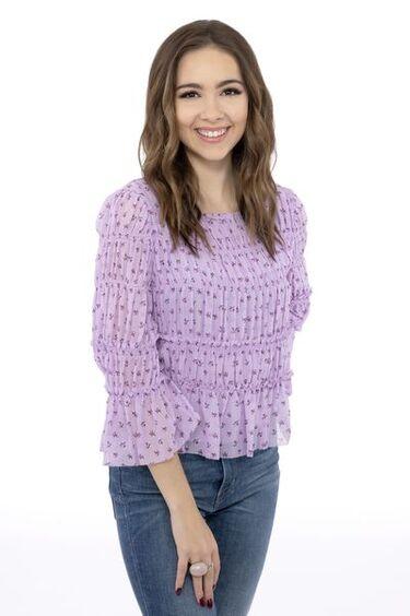 Haley Pullos