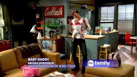 ABC Family's First Look - Baby Daddy