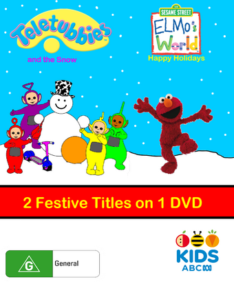 Teletubbies And Elmo S World Teletubbies And The Snow And