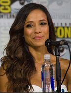 Dania Ramirez Comic Con 2017