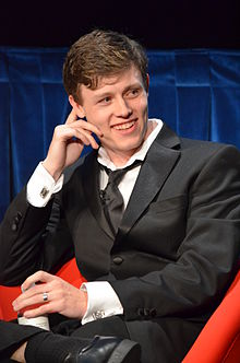 Nick Eversman 02 Missing Paley Center in Los Angeles 2012