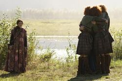 The Bear and the Bow Once Upon A Time