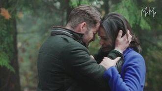 Robin & Regina Goodbye my lover 4x12