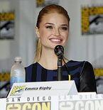 Emma rigby comic con