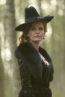 Zelena in Once Upon a Time