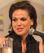 Lana Parrilla on Comic-Con