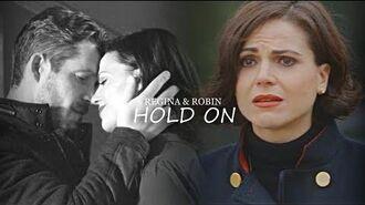 ► Robin & Regina Hold On (+1k)