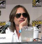 Stargate Universe Comic Con 2009 Carlyle