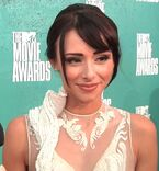Lauren McKnight at MTV Movie Awards 2012