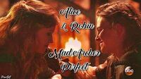 Alice & Robin Mad Archer - Perfect +7x14