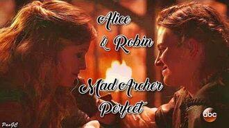 Alice & Robin Mad Archer - Perfect +7x14