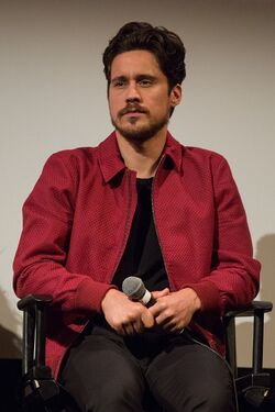 Peter Gadiot at Queen of the South at ATX