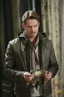Robin Hood OUAT promo (Alone)