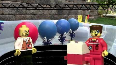 Lego All-Star Wipeout Qualifier