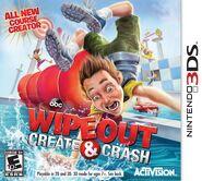 Wipeout Create & Crash Nintendo 3DS