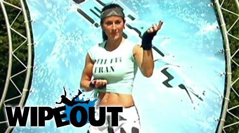 The Wipeout Warrior Wipeout