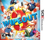 Wipeout 3 Nintendo 3DS