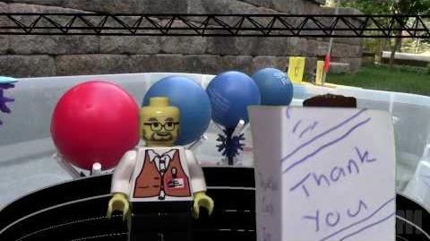 Lego All-Star Wipeout Zone