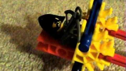 Lego Wipeout Zone