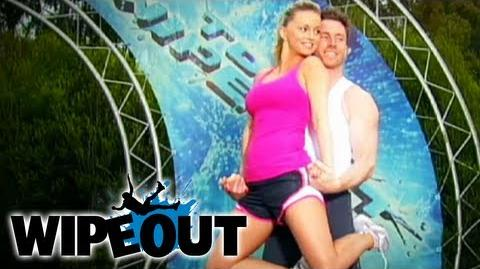 Ola Jordan swaps Strictly for Wipeout