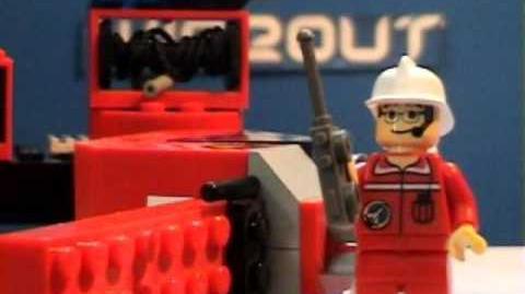 Lego Spring Wipeout Zone