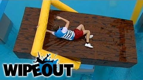 I think therefore I slam Wipeout