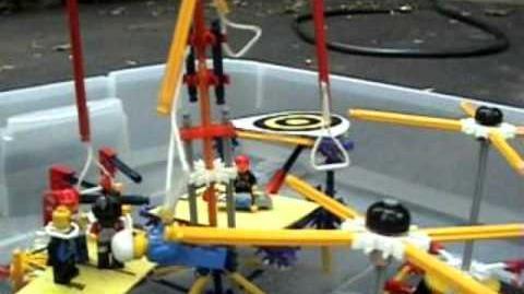 Lego Spring Wipeout Scareousel