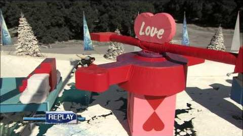 Winter Wipeout Valentine's Day Couples