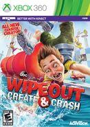 Wipeout Create & Crash XBOX 360