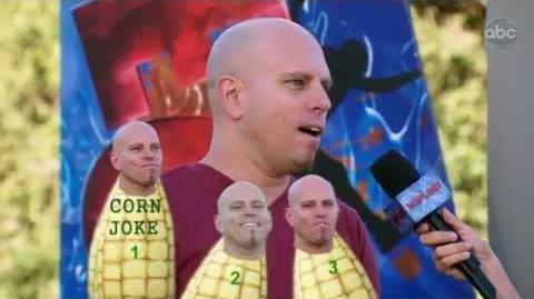 Wipeout - Corn Star - Wipeout