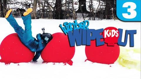 Winter Wipeout Kids - Episode 3