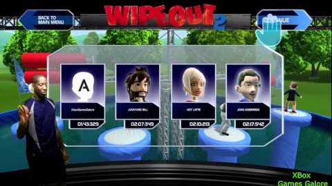 Wipeout 2 Episode 2