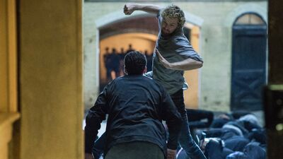 Marvel's 'Iron Fist': Watch Danny Rand Use the Fire of the Fist