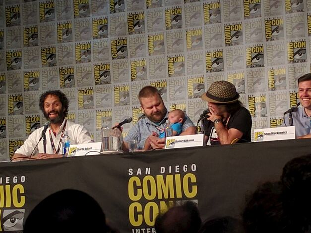 Walking-Dead-Robert-Kirkman-SDCC