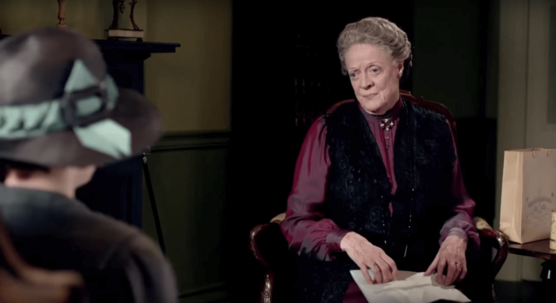 Dowager-Edith