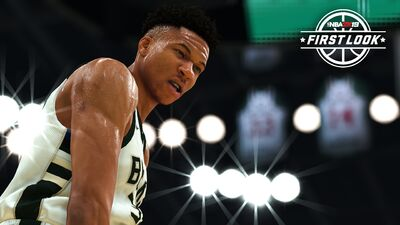 2K Announces 1st International Cover Star, Giannis Antetokounmpo for 'NBA 2K19'