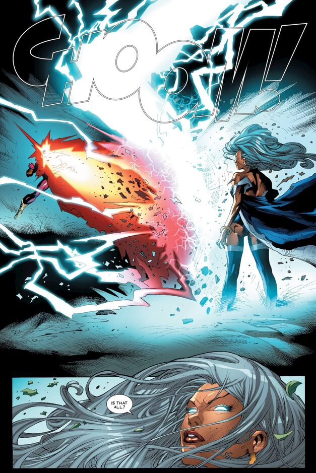 X-Men Worlds Apart Cyclops vs Storm 002