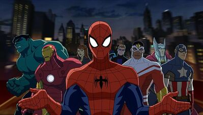 The Small Screen Evolution of Spider-Man