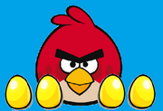 Angry Birds The Golden Eggs