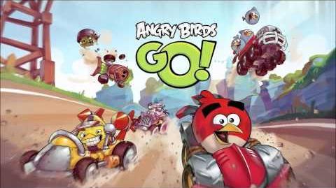 Angry Birds Go! Soundtrack 3 Menu