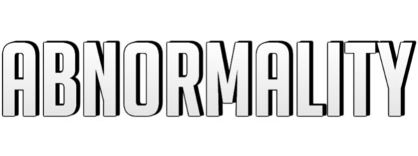 ABNORMALITY Wordmark