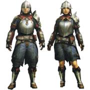 Cahin armor set