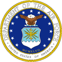Emblem of the US Air Force