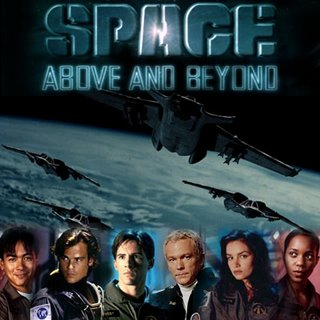Space Above and Beyond Soundtrack