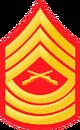 E8a USMC MSGT
