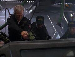 Cockpit umstellt