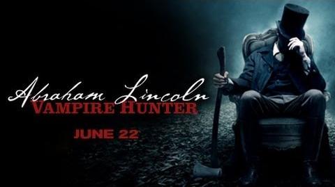 Tim Burton Intro - ABRAHAM LINCOLN VAMPIRE HUNTER Special Event